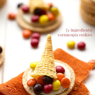 3-ingredient Cornucopia Cookies (VIDEO).