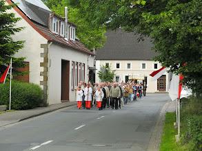 Photo: Auszug aus dem Dorf