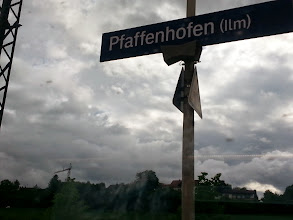 Photo: The names of cities in Austria crack me up. They're like something out of my imagination.