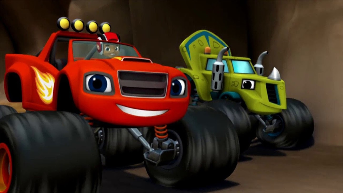 Watch Blaze and the Monster Machines live
