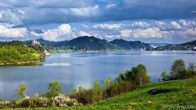 Photo: Nad Jeziorem Czorsztyńskim