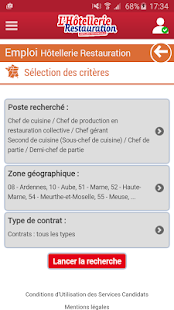 LHR Emploi- screenshot thumbnail
