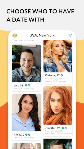 Mamba - Online Dating App: Find 1000s of Single 3.127.2 (9699) screenshots 3