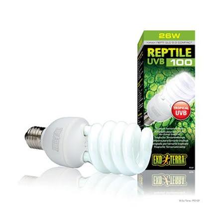 ExoTerra Reptile UVB 100 25W E27