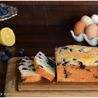 Lemon-Blueberry Bread Recipe