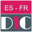 Spanish - French Dictionary & translator (Dic1) icon