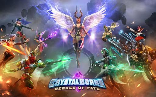 Crystalborne screenshot 7