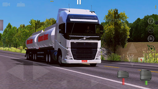World Truck Driving Simulator  captures d'écran 2