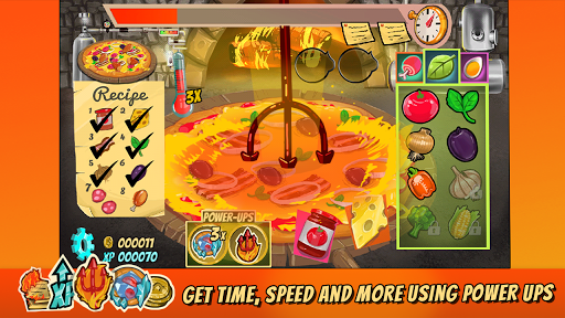 Pizza Mania: Cheese Moon Chase 1.3 de.gamequotes.net 3