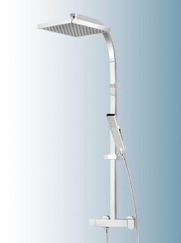 DuschMaster Rain II mit Thermostat