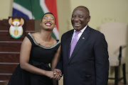 President Cyril Ramaphosa on Thursday announced Stella Ndabeni-Abrahams as the head of a new ministry born out of the merger of the communications and telecommunications and postal services ministries.