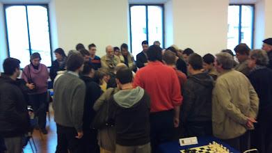 Photo: Festes de Sant Sebastià 2011, PALMA. Una partida molt moguda