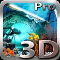 Atlantis 3D Pro Live Wallpaper icon