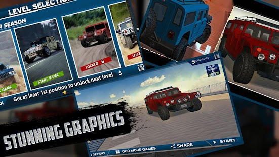 Real Desert Safari Racer for PC-Windows 7,8,10 and Mac apk screenshot 4