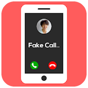 BTS fake messenger - BTS fake video call
