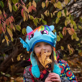 Say goodbye to Fall! by Tracy Gruver - Babies & Children Children Candids ( 2018, fall )
