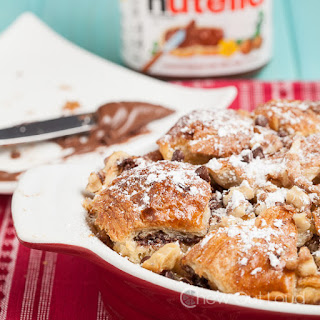 Nutella Bread Pudding {+Giveaway!}