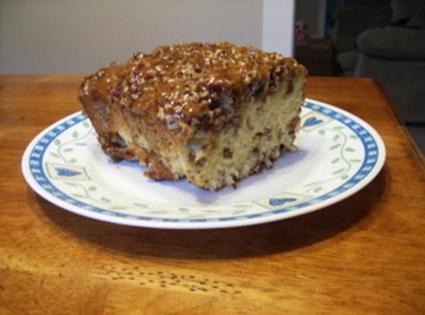 Praline-apple Bread Recipe