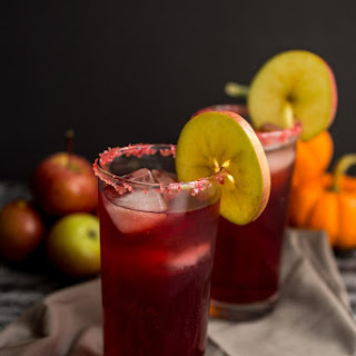 Cinnamon Candy Apple Cocktail
