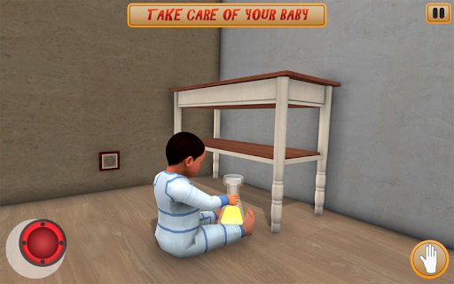 Crazy Daddy your Baby Alone Home screenshot 3