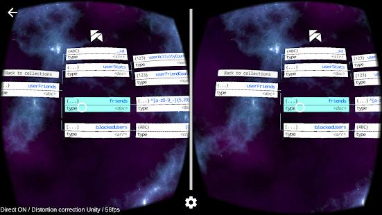 Hackolade VR screenshot
