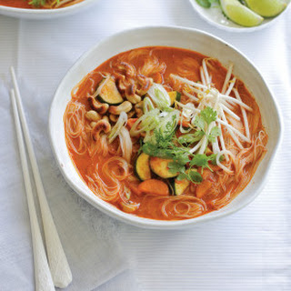 Khao soi - Thai curry noodles