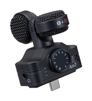 Zoom Am7 Stereomikrofon för Android USB