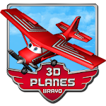 3D PLANES - BRAVO Icon