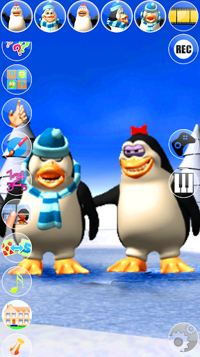 Talking Pengu and Penga Penguin  screenshot 18