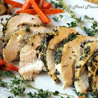Herb-Crusted Turkey Breast