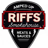 Logo for Riff's Meat Candy / Bacon On A Stick