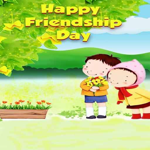 Friendship Greeting Cards 個人化 LOGO-玩APPs