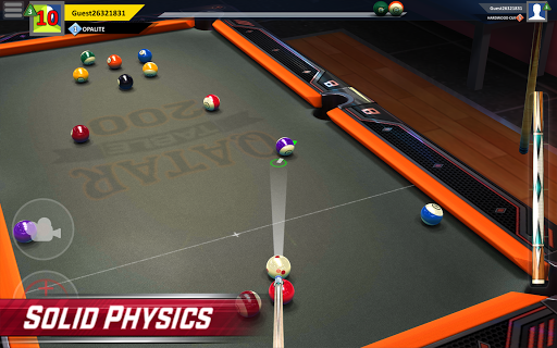 Pool Stars - 3D Online Multiplayer Game 4.53 screenshots 3
