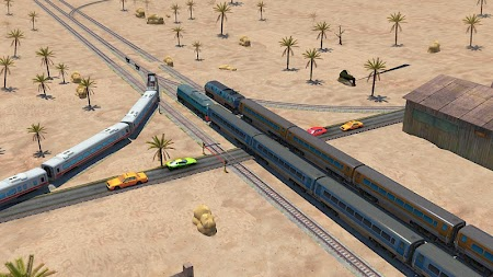 Train Driving - Train Sim APK screenshot thumbnail 5