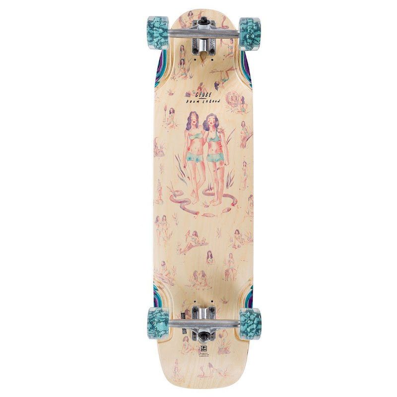 longboard Globe - Dreadnought 36