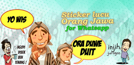 Sticker Wa Jawa Lucu Wastickerapps Apk App Free Download For Android