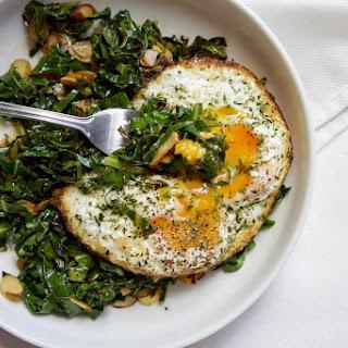 Warm Breakfast Salad