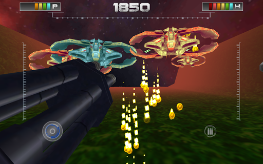 Space Battle Fighting Shooter