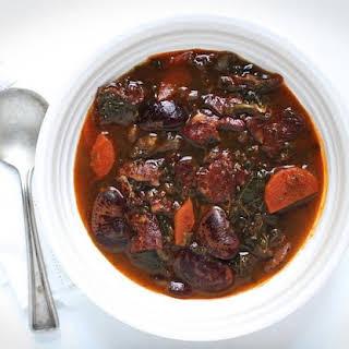 Cranberry Bean Soup Recipes.