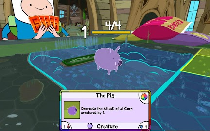 Card Wars - Adventure Time Screenshot 1