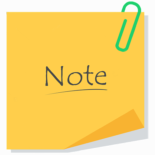 Color Note Pad – noted for lock screen notes Icon