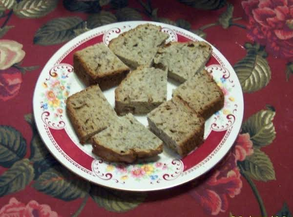 Nancy's - Ultimate  Double   Banana  Bread Recipe