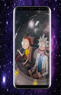 Rick Sanchez and Morty Wallpapers - náhled