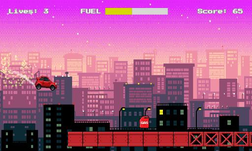 Code Triche Jumping Race - Retro Game Car Racing APK Mod screenshots 1