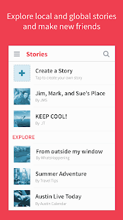 Yovo - Social Storytelling- screenshot thumbnail