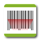 Barcode product lookup origin icon