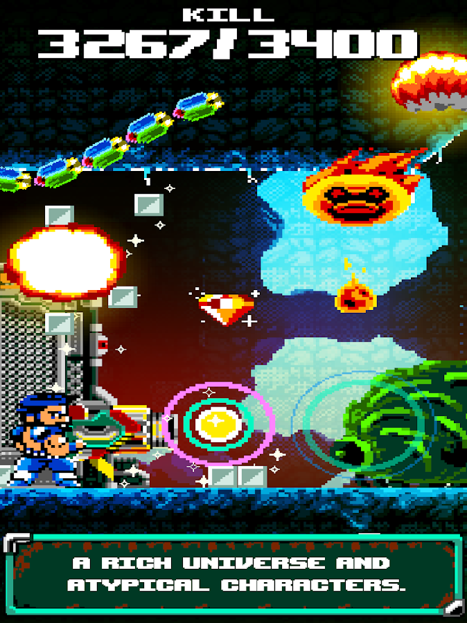 Guns of Mercy - Shoot' Em Up- screenshot