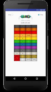 smd resistor code calculator Apk,color resistor 5
