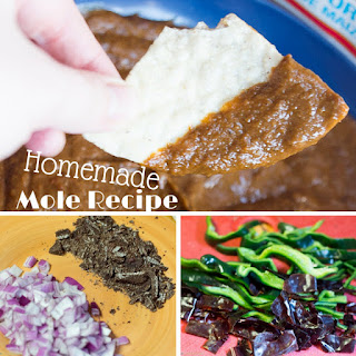 Brat/Hot Dog Party Ideas and Mole