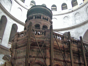 Photo: Another view of the Edicule